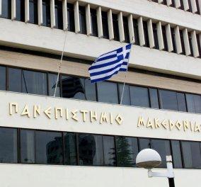 Παν. Μακεδονίας σε Καμμένο για δημοσκοπήσεις: Η επιστημονική έρευνα εξελίσσεται μέσα από λάθη & αστοχίες - Κυρίως Φωτογραφία - Gallery - Video