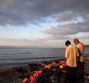 Την Πέμπτη η διαδικασία ταυτοποίησης των θυμάτων του ναυαγίου στο Φαρμακονήσι - Κυρίως Φωτογραφία - Gallery - Video