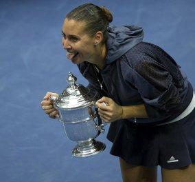 Τοp Woman η Φλάβια Πανέτα η γυναίκα πρωταθλήτρια του τένις: Νικήτρια στο US open - Πώς οι Ιταλίδες έφαγαν την ''Βασίλισσα'' Σερένα - Κυρίως Φωτογραφία - Gallery - Video