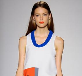 Εβδομάδα μόδας Νέα Υόρκη 2016: Τα εκπληκτικά ρούχα της Victoria Beckham & του Alexander Wang για την άνοιξη - Καλοκαίρι 2016    - Κυρίως Φωτογραφία - Gallery - Video
