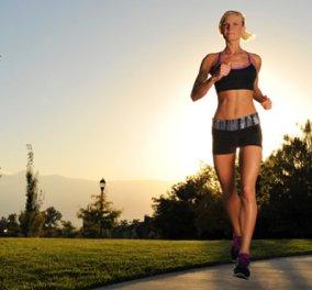 Cell metabolism: Να γιατί η έντονη άσκηση και το τρέξιμο μας φέρνουν μεγάλη χαρά - Κυρίως Φωτογραφία - Gallery - Video