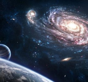 Ο κορυφαίος αστροφυσικός Eugene Parker απαντά: Πως γεννήθηκε το σύμπαν; Από πού ερχόμαστε;    - Κυρίως Φωτογραφία - Gallery - Video