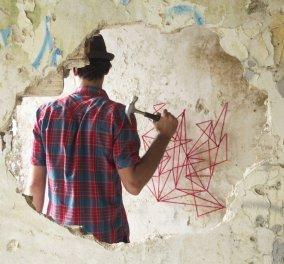 Do it yourself: Φτιάξε μόνος σου αντικείμενα που ύστερα θα λατρέψεις - Το DIY εξάπτει τη φαντασία - Κυρίως Φωτογραφία - Gallery - Video