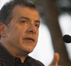 Σ. Θεοδωράκης: Στόχος μας ένα ποσοστό της τάξης του 10% - Αντίπαλοι μας οι κομματικοί μηχανισμοί - Κυρίως Φωτογραφία - Gallery - Video