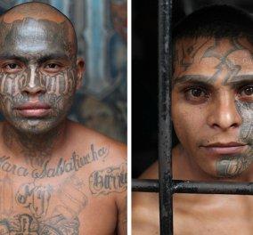 Στην πιο επικίνδυνη φυλακή γεμάτοι τατουάζ: Έμποροι ναρκωτικών & όπλων εκτελεστές, όπλων, όλοι μέλη της ίδιας συμμορίας   - Κυρίως Φωτογραφία - Gallery - Video