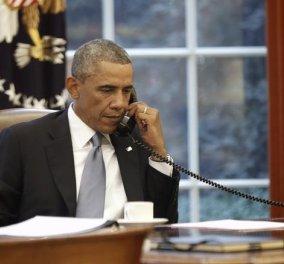 Ο Ομπάμα πήρε τηλέφωνο τον Τσίπρα & του έδωσε συγχαρητήρια - Θα τα πούνε στη Νέα Υόρκη στις 30/9   - Κυρίως Φωτογραφία - Gallery - Video