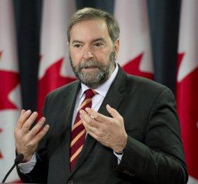 Αυτός ο Καναδός πολιτικός δεσμεύτηκε προεκλογικά για την υποδοχή 46.000 Σύρων - Κυρίως Φωτογραφία - Gallery - Video