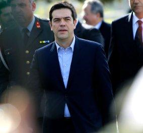 Άρθρο - καταπέλτης των FT: Ο Τσίπρας προδοσία & απογοήτευση της αριστεράς - Κυρίως Φωτογραφία - Gallery - Video