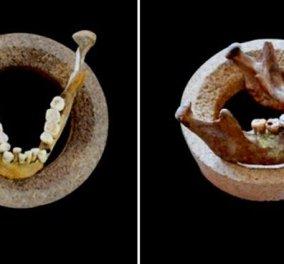 Ανθρώπινα δόντια ηλικίας 120.000 ετών ήρθαν στο φως - Ιστορική ανακάλυψη στην Κίνα  - Κυρίως Φωτογραφία - Gallery - Video