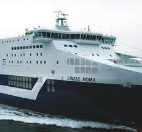 Παρ' ολίγον δράμα στην Ηγουμενίτσα: Έσπασε ο καταπέλτης πλοίου με 354 επιβαίνοντες  - Κυρίως Φωτογραφία - Gallery - Video