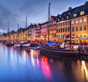 Μοναδικό βίντεο: Δείτε πόσο διαφέρει η Κοπεγχάγη από την Αθήνα - Μήπως να πάρουμε ποδήλατα; - Κυρίως Φωτογραφία - Gallery - Video