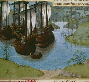 Ένα 600 ετών πλοίο του θρυλικού βασιλιά Ερρίκου Ε' βρέθηκε σε ποταμό της Αγγλίας - Κυρίως Φωτογραφία - Gallery - Video