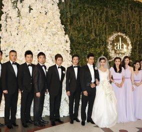 1000 & 1 νύχτες ο γάμος της Κινέζας Κιμ Καρντάσιαν: Διαμάντι 6 καρατίων, Dior νυφικό & τούρτα 3 μέτρων - Κυρίως Φωτογραφία - Gallery - Video