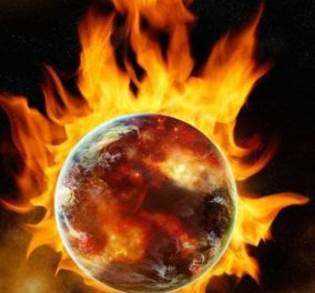Έρευνα σοκ: Η θερμοκρασία του πλανήτη θα φτάσει τους 77 βαθμούς - Ερωτηματικά για την ανθρώπινη επιβίωση   - Κυρίως Φωτογραφία - Gallery - Video
