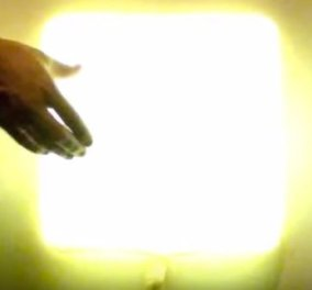 Φωτιστικό οπίσθια! Φαντάζεστε πώς ανάβει (βίντεο) & πόσο κοστίζει;   - Κυρίως Φωτογραφία - Gallery - Video