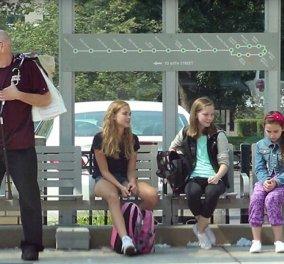 Συνταρακτικό το βίντεο με το πείραμα για το bullying - Ελάτε στη θέση του - τι θα κάνατε;   - Κυρίως Φωτογραφία - Gallery - Video
