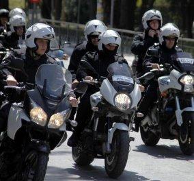 Εφοπλιστής πλήρωσε 80.000 ευρώ για να επισκευάσει 300 μοτοσυκλέτες & 60 περιπολικά της Άμεσης Δράσης - Κυρίως Φωτογραφία - Gallery - Video