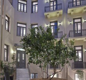 To «innAthens» είναι το πιο καινούργιο ξενοδοχείο στην καρδιά της Παλιάς Αθήνας   - Κυρίως Φωτογραφία - Gallery - Video