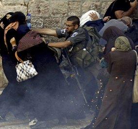 Παλαιστίνιοι έφηβοι νεκροί από ισραηλινά πυρά στη Δυτική Όχθη - Πανικός στην χώρα!    - Κυρίως Φωτογραφία - Gallery - Video