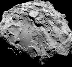 Συγκλονιστική ανακάλυψη: Ο κομήτης που... αναπνέει οξυγόνο & γεννήθηκε πριν από 4,6 δις χρόνια - Κυρίως Φωτογραφία - Gallery - Video