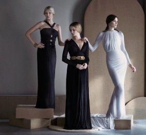 Πρωτοσέλιδο στη Vogue η Σοφία Κοκοσαλάκη με τη νέα συλλογή για τις νύφες του καλοκαιριού 2016 - Κυρίως Φωτογραφία - Gallery - Video