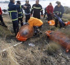 Νέα τραγωδία στη Λέσβο: Ενα βρέφος & μία μάνα με το 6χρονο παιδάκι της έχασαν τη ζωή τους σε ναυάγιο - Κυρίως Φωτογραφία - Gallery - Video