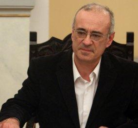 Βίντεο: Ο Μάρδας ανακοίνωσε πως η κυβέρνηση θα μετατρέψει ένα ελληνικό νησί σε Νταβός - Κυρίως Φωτογραφία - Gallery - Video