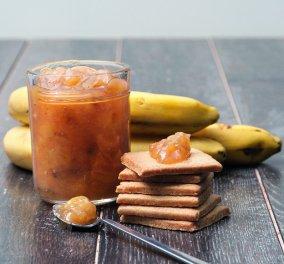 Ο Στέλιος Παρλιάρος μας δείχνει την πιο εύκολη μαρμελάδα μπανάνα για ένα δυναμωτικό πρωινό - Κυρίως Φωτογραφία - Gallery - Video