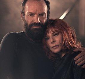 To αισθησιακό & hot videoclip με τον Sting & την Mylene Farmer Νο 1 στη Γαλλία: Απολαύστε το & καλή εβδομάδα! - Κυρίως Φωτογραφία - Gallery - Video