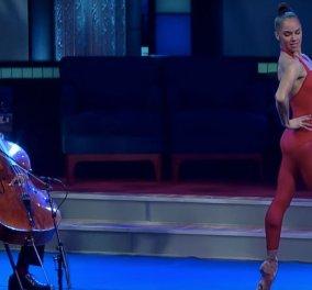 Βίντεο: Η μπαλαρίνα Misty Copeland μας μαγεύει με τον χορό της - Δείτε την!  - Κυρίως Φωτογραφία - Gallery - Video