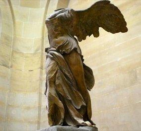 Η Νίκη της Σαμοθράκης βλέπει προς Ελλάδα; Τι προκύπτει από ενδεχόμενη συνεργασία Λούβρου - Αθήνας - Κυρίως Φωτογραφία - Gallery - Video