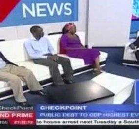 Βίντεο: Is Kenya Africa's Greece? - Κενυατική εκπομπή τονίζει ότι πρέπει να σταματήσει η διαφθορά  - Κυρίως Φωτογραφία - Gallery - Video
