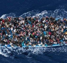 Τραγωδία στις λιβυκές ακτές: 100 πρόσφυγες βρέθηκαν νεκροί - Κυρίως Φωτογραφία - Gallery - Video