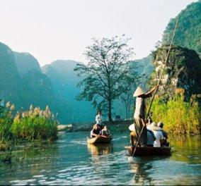 Ταξίδι στο μαγικό Βιετνάμ & το μεγάλο «Ποτάμι των Εννέα Δράκων»  - Κυρίως Φωτογραφία - Gallery - Video