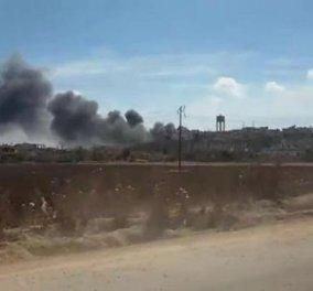 Οι Ρώσοι ομολογούν ότι δεν βομβαρδίζουν μόνο τους τζιχαντιστές - Δεύτερη ημέρα ρωσικών επιδρομών - Κυρίως Φωτογραφία - Gallery - Video