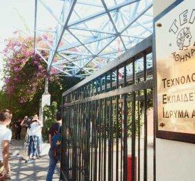Υποδιευθυντής του ΤΕΙ Αθήνας πλαστογράφησε έγγραφα για να πάρει πτυχίο κομμωτικής η γυναίκα του - Κυρίως Φωτογραφία - Gallery - Video