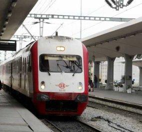 Τραγικός θάνατος άνδρα στο Κρυονέρι - Άνδρας διαμελίστηκε από τρένο  - Κυρίως Φωτογραφία - Gallery - Video