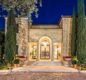 Έλτον Τζον: Μόλις αγόρασε αυτό το παλάτι για 34 εκ. δολ. με 10 μπάνια και 10 κρεβατοκάμαρες - Κυρίως Φωτογραφία - Gallery - Video