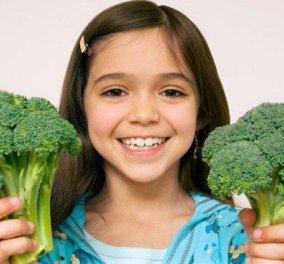 Εύκολες τακτικές για να τρώνε τα παιδιά φρούτα & λαχανικά - Και όμως πιάνουν! - Κυρίως Φωτογραφία - Gallery - Video