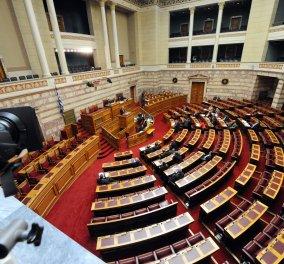 Πήρε ψήφο εμπιστοσύνης η κυβέρνηση από 155 βουλευτές - Κυρίως Φωτογραφία - Gallery - Video
