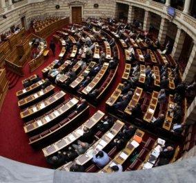 Άνω - κάτω η Βουλή για τις άδειες των καναλιών: Απίστευτες κατηγορίες & κόντρες άνευ προηγουμένου - Κυρίως Φωτογραφία - Gallery - Video