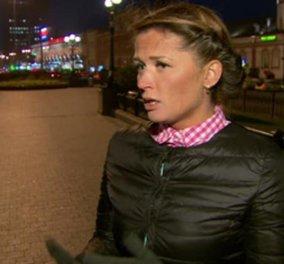 Άγιο είχε: Η Ekaterina Gyunninen βρήκε φθηνότερο εισιτήριο την τελευταία στιγμή & γλίτωσε από τη φονική πτήση του ρωσικού airbus - Κυρίως Φωτογραφία - Gallery - Video