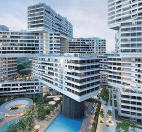 Εντυπωσιακά κτίρια που κόβουν την ανάσα και κερδίζουν τις κορυφαίες θέσεις στον κόσμο - Κυρίως Φωτογραφία - Gallery - Video