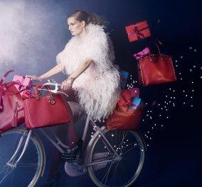Χριστούγεννα  Φανταστικά εξώφυλλα   Editorial μόδας της τελευταίας 10ετίας  - Κυρίως Φωτογραφία - Gallery - 36fb3fc04ef