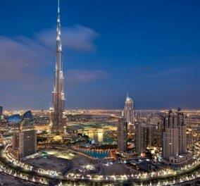 Βίντεο: Το πιο ψηλό κτίριο στον κόσμο είναι στο Ντουμπάι - Με 163 ορόφους & 6.500 φώτα  - Κυρίως Φωτογραφία - Gallery - Video