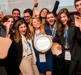Good News: Πρωταθλήτρια κόσμου σε διαγωνισμό η Νομική του ΕΚΠΑ: Ξεπέρασε το Harvard & το Kings  - Κυρίως Φωτογραφία - Gallery - Video