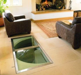 Εντυπωσιακό! Παράθυρο στο πάτωμα οδηγεί (φώτο) σε ένα μεγάλο μυστικό -Θα μεθύσετε με την ανακάλυψη - Κυρίως Φωτογραφία - Gallery - Video