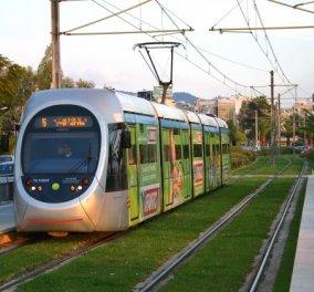 Χωρίς μετρό και ηλεκτρικό σήμερα η Αθήνα – Κανονικά θα λειτουργήσει το Τραμ - Κυρίως Φωτογραφία - Gallery - Video