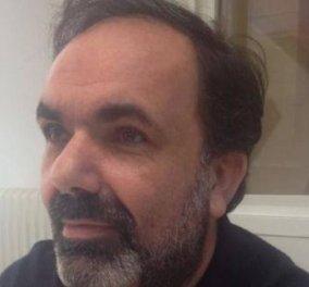 """Μόλις στα 48 του """"Έφυγε"""" ο δημοσιογράφος Γιώργος Ανανδρανιστάκης από βαρύ εγκεφαλικό   - Κυρίως Φωτογραφία - Gallery - Video"""