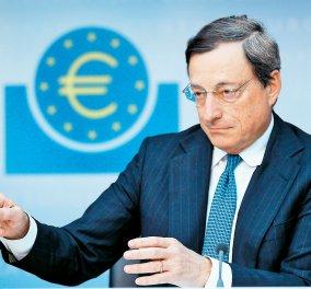 Ντράγκι: Ναι, η ΕΚΤ μπορεί να πάρει και νέα μέτρα στήριξης την οικονομίας στην Ευρώπη - Κυρίως Φωτογραφία - Gallery - Video